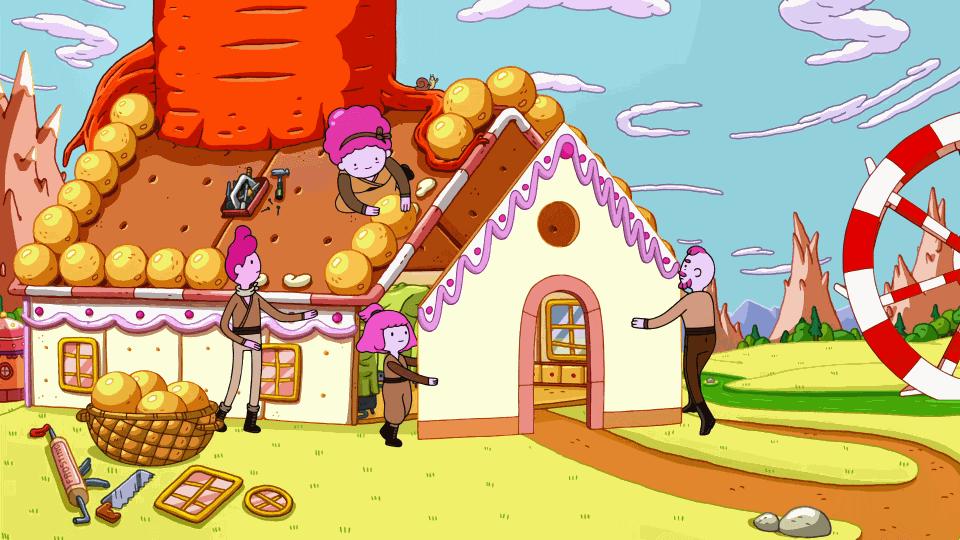 Adventure Time Chronology
